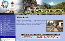 Exotic Destinations